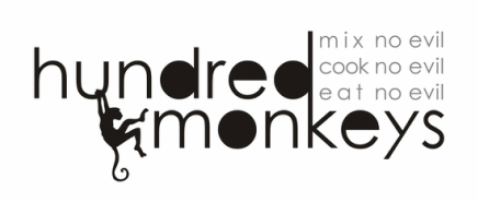 Logo for Hundred Monkeys
